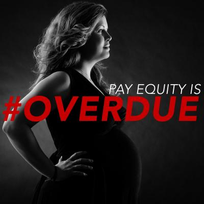 Pay Equity Superhero